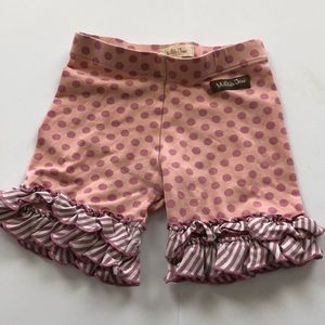 Other - 2 pairs Matilda Jane shorts, Sz 4